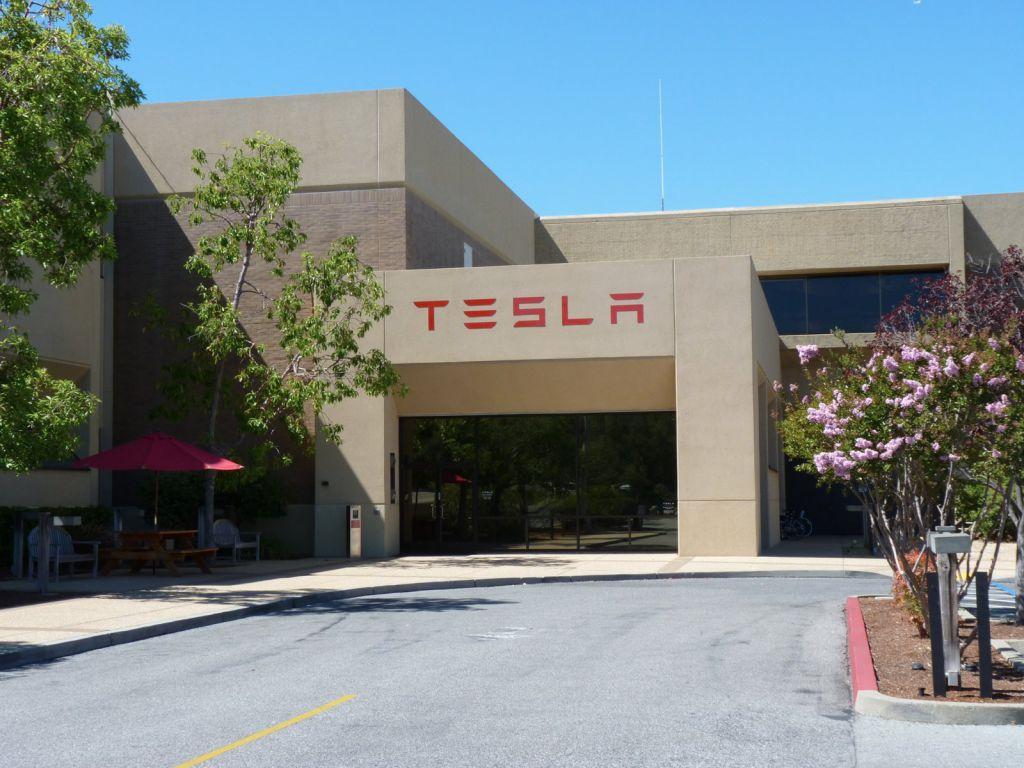 Tesla-Motors-Hauptsitz-Palo-Alto
