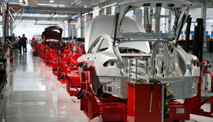 Tesla dementiert Anschuldigungen über Graphit-Abbau in China