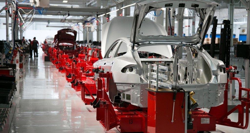 Tesla-Graphit-Batterie-China