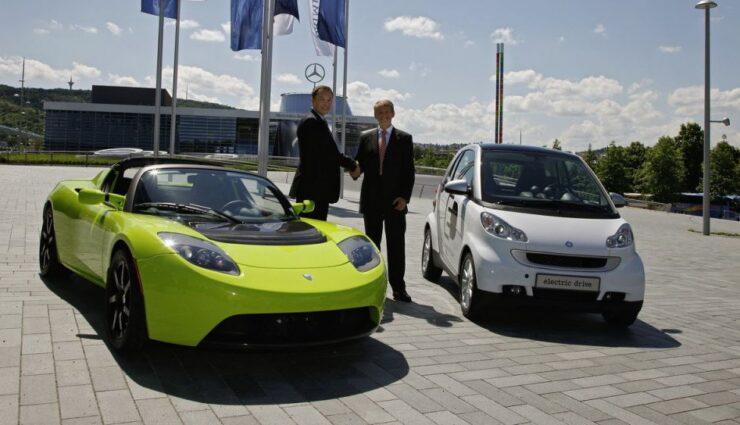 Daimler womöglich an Gigafactory beteiligt
