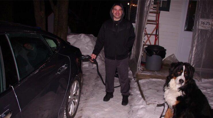 Erstes Tesla-Taxi bald in Kanada unterwegs