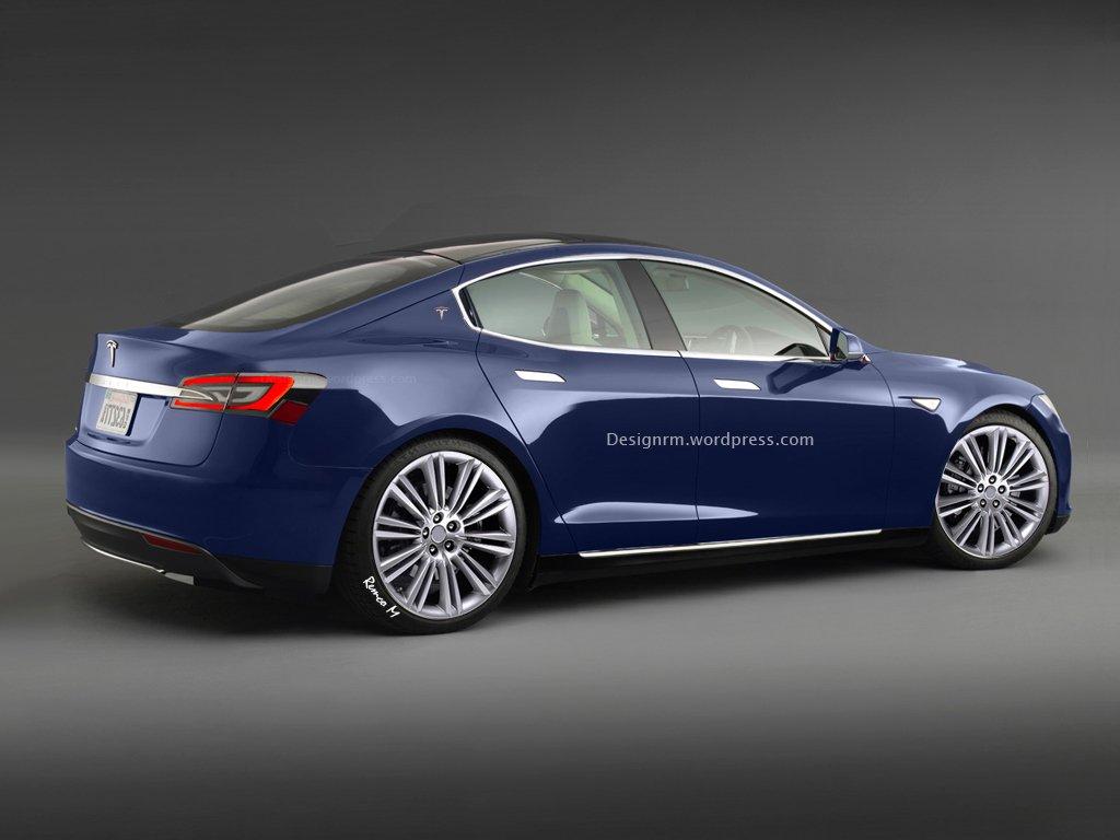 So K 246 Nnte Das Tesla Model E Aussehen Gt Teslamag De