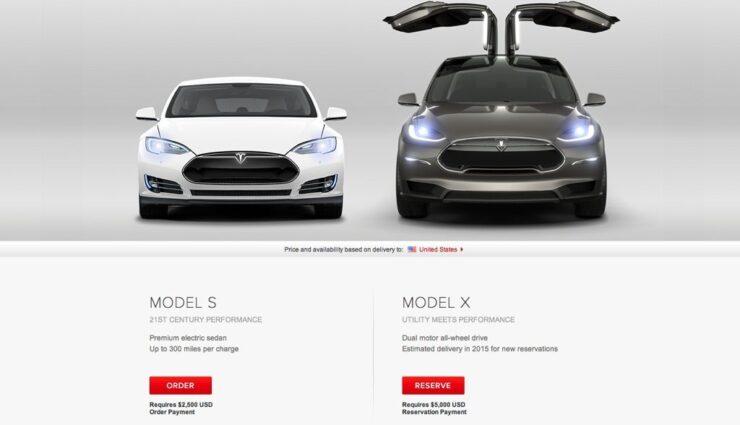 Nordamerika: Keine Reservierung des Model X Signature-Modell mehr möglich