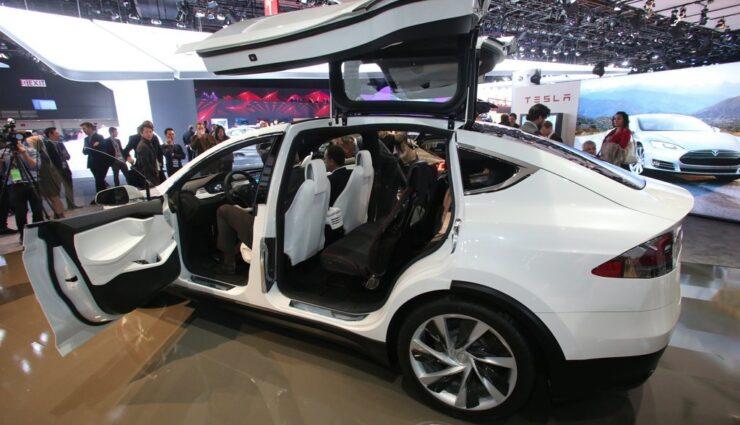 China: Wahrscheinlich bereits 800 Reservierungen des Model X