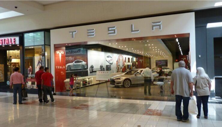 Tesla Store: New Yorker Autohändler fordern gleiches Recht für alle