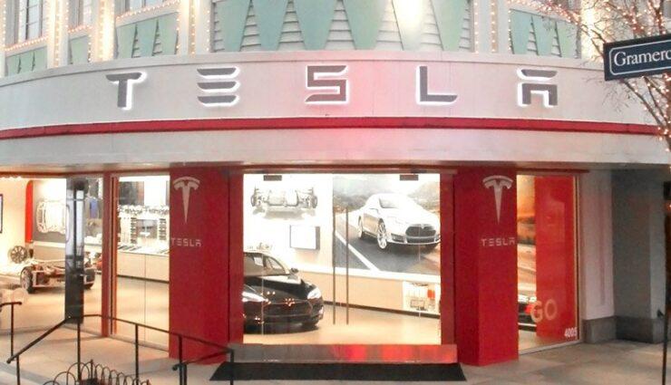 Tesla einigt sich in Ohio über neuen Gesetzesentwurf
