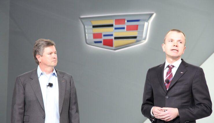 Cadillac hält Erfolg von Tesla für eine gute Lektion, ist jedoch nicht eingeschüchtert