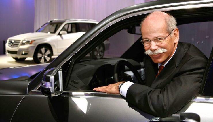 Daimler-CEO wird nicht in Gigafactory investieren