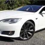 Tesla-Model-S-Grauimport-China