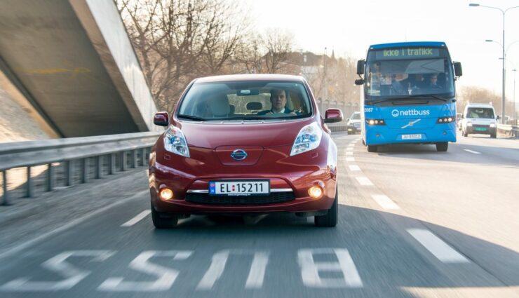 Oslo: Elektrofahrzeuge rauben Busfahrern den letzten Nerv