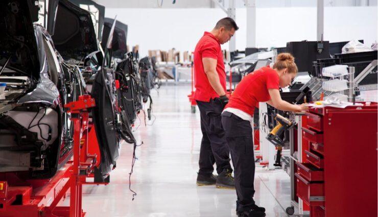 Tesla vor 89.000 US-Dollar Geldstrafe wegen Arbeitsunfall in Fremont