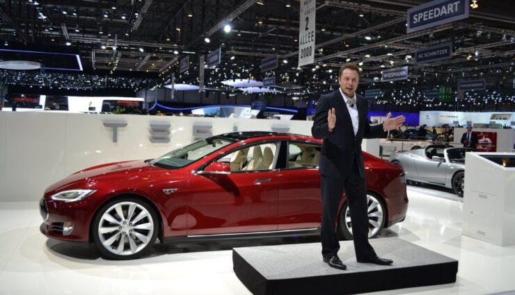 Tesla Motors stellt Quartalsbericht für das Q1 2014 vor