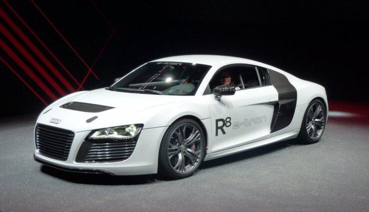 Audi will Tesla Motors die Stirn bieten und denkt über Elektro-Geländewagen nach