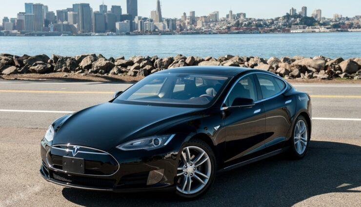 USA: Tesla Model S ist Marktführer in der Oberklasse