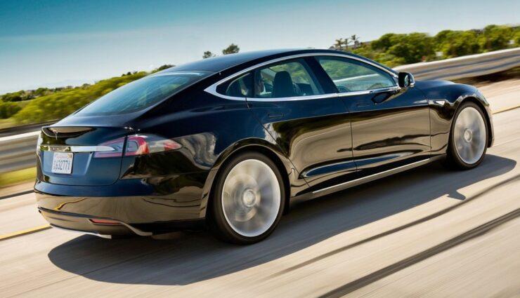 "American Automobile Association kürt Tesla Model S zum ""besten grünen Fahrzeug"""