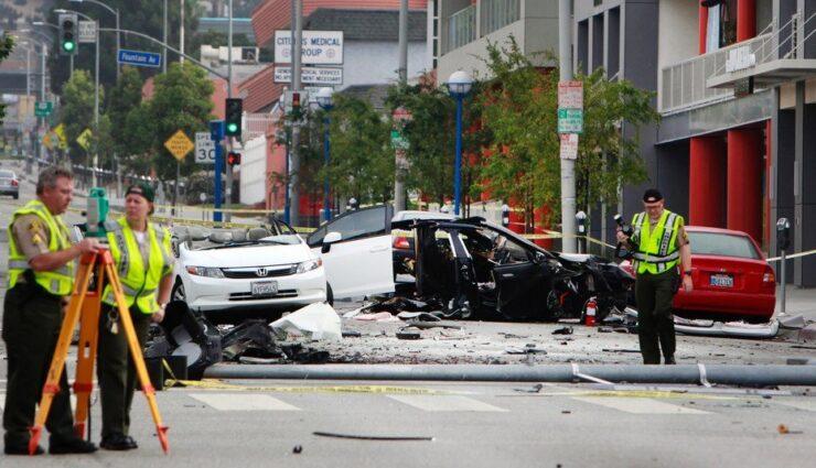 Autodieb verstirbt nach Unfall, erster Unfall mit Todesfolge in einem Tesla Model S