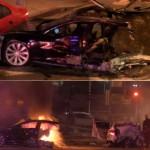 Tesla-Unfall-Hollywood-2014