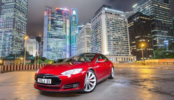 Tesla eröffnet zwei Supercharger-Stationen in Hongkong