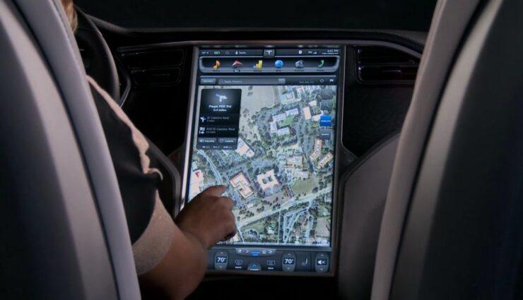 China: Tesla Model S wird ohne Navigationssystem ausgeliefert