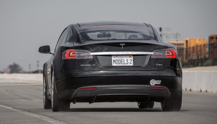 Verkaufszahlen: Tesla Model S belegt Platz 2 aller Elektroautos in Europa