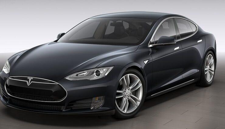 Tesla Model S bekommt neuen, dunkleren Grauton