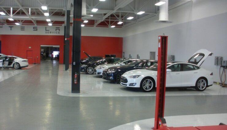 Tesla bekommt grünes Licht für ersten Service Center & Showroom in New Jersey