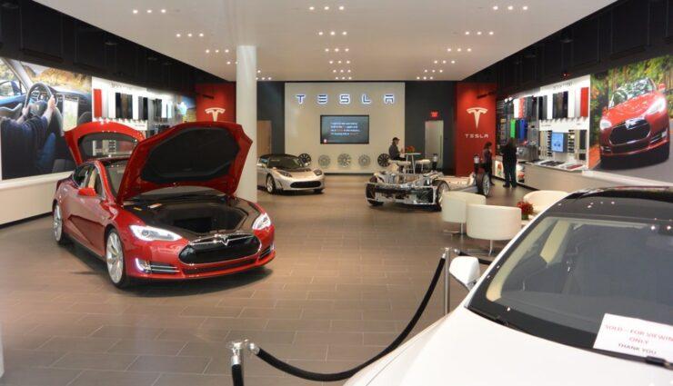 Pennsylvania: Tesla Motors darf bis zu fünf Stores betreiben