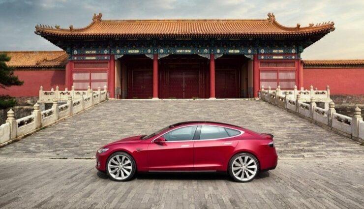 China: Tesla baut 400 Ladestationen in 120 Städte mittels neuer Partnerschaft