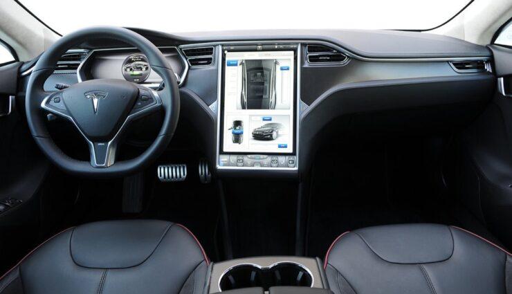 Tesla Model S: Erste Informationen zur Firmware 6.0 aufgetaucht