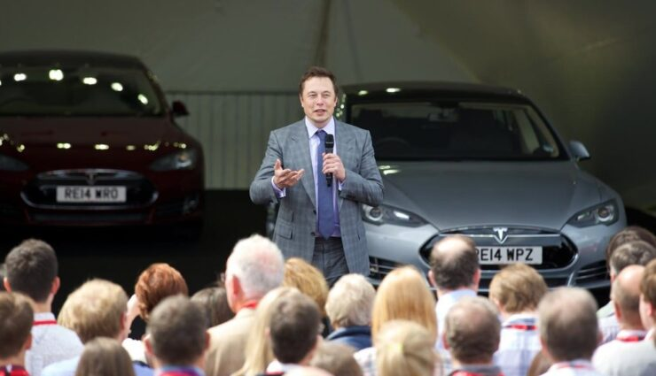 Gerücht: Tesla arbeitet an Graphen-Batterie um 800 Kilometer Reichweite zu erreichen