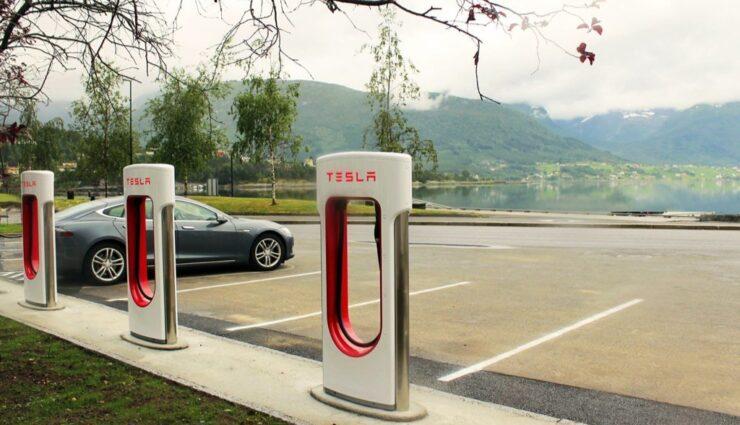 Anteil an zurückgelegter Meilen mittels Supercharger erhöht sich von 5% auf 8%