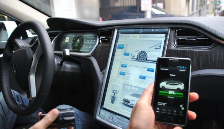 Polizei nutzte App um gestohlenes Tesla Model S zu finden