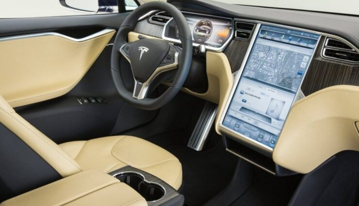 Tesla Motors veröffentlicht Firmware 6.0 für das Model S
