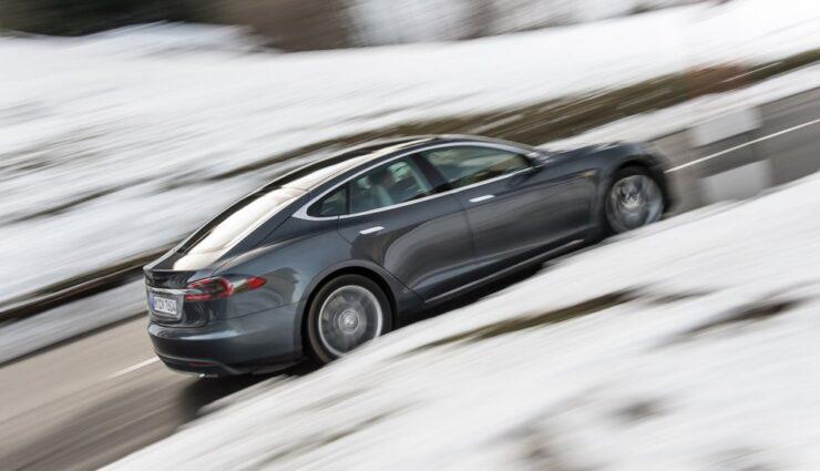 Tesla Model S weiterhin mit starken Absatzzahlen in Norwegen