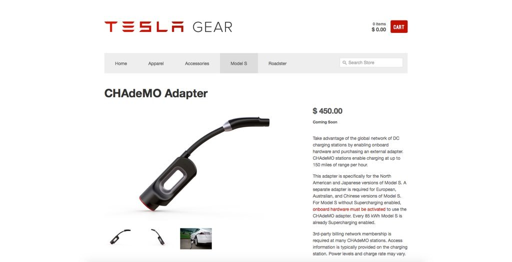 tesla model s chademo adapter wird g nstiger als. Black Bedroom Furniture Sets. Home Design Ideas