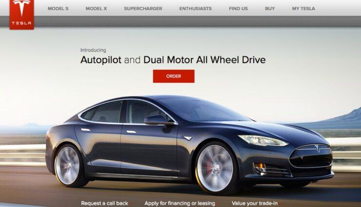 Tesla Model S mit Doppelmotor und Allradantrieb kommt, weitere Infos zu Assistenzsystemen