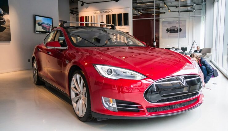 Studie: Tesla Motors innovativer als deutsche Autohersteller