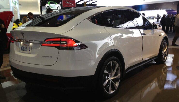 Model X Signature-Modell auch in Europa ausverkauft