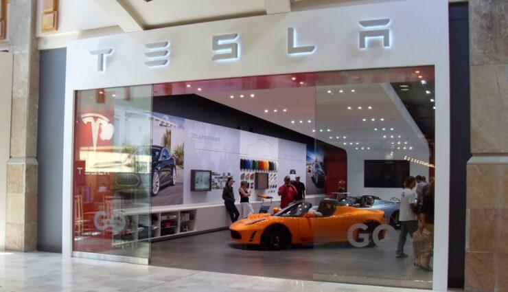 Elon Musk könnte sich Tesla-Vertragshändler in Zukunft vorstellen