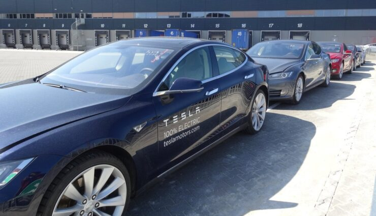 Nordamerika: Tesla Motors mit Rekordabsatz des Model S im September 2014