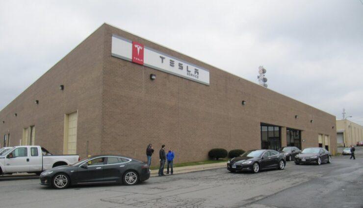 China: Tesla will neuen Service Center in Chongqing eröffnen