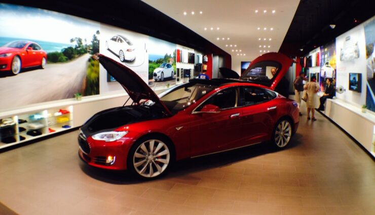 Tesla sitzt zum Ende des 3. Quartals auf 3.000 Model S, sagt Merrill Lynch