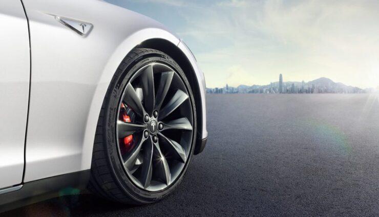 Reifen verhindern eine noch höhere Reichweite beim Model S P85D
