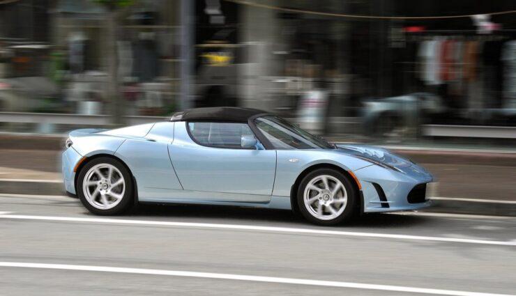 Tesla Motors veröffentlicht Informationen zum Roadster 3.0