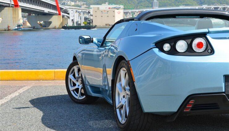 Details zum Roadster-Upgrade sollen nächste Woche veröffentlicht werden