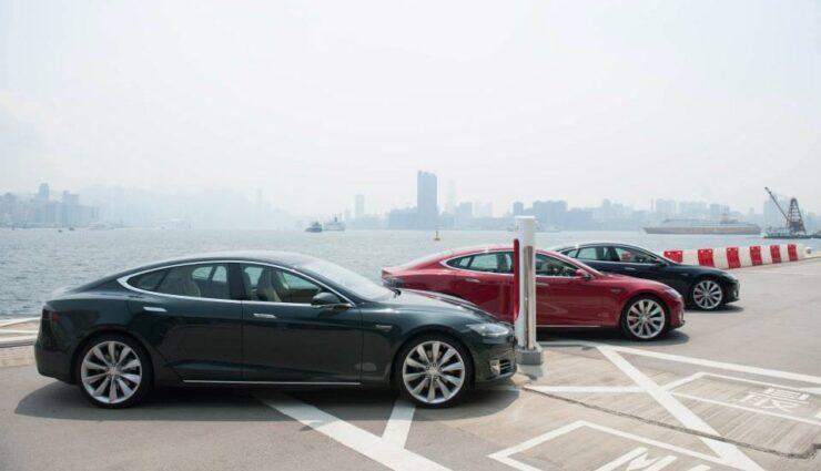 China: Doppelmotor erscheint in den nächsten Monaten, Model X in 2016