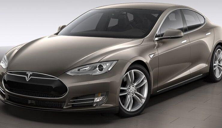Erste Einblicke auf die drei neuen Lackierungen für das Model S