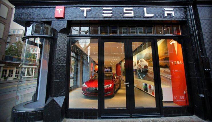 Tesla Store in Utah steht vor der Eröffnung, darf aber nicht