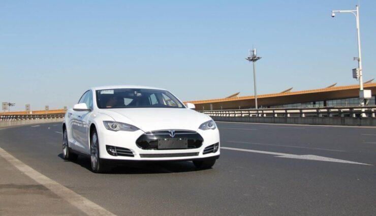 Tesla Model S erhält fünf Sterne im ANCAP-Test