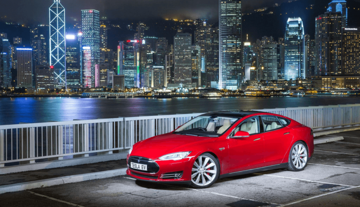 Chinesisches Taxi-Unternehmen ordert 100 Tesla Model S